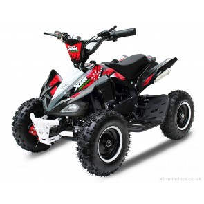 2017 LATEST DESIGN MONSTER 50cc QUAD BIKE IN BLACK/ RED