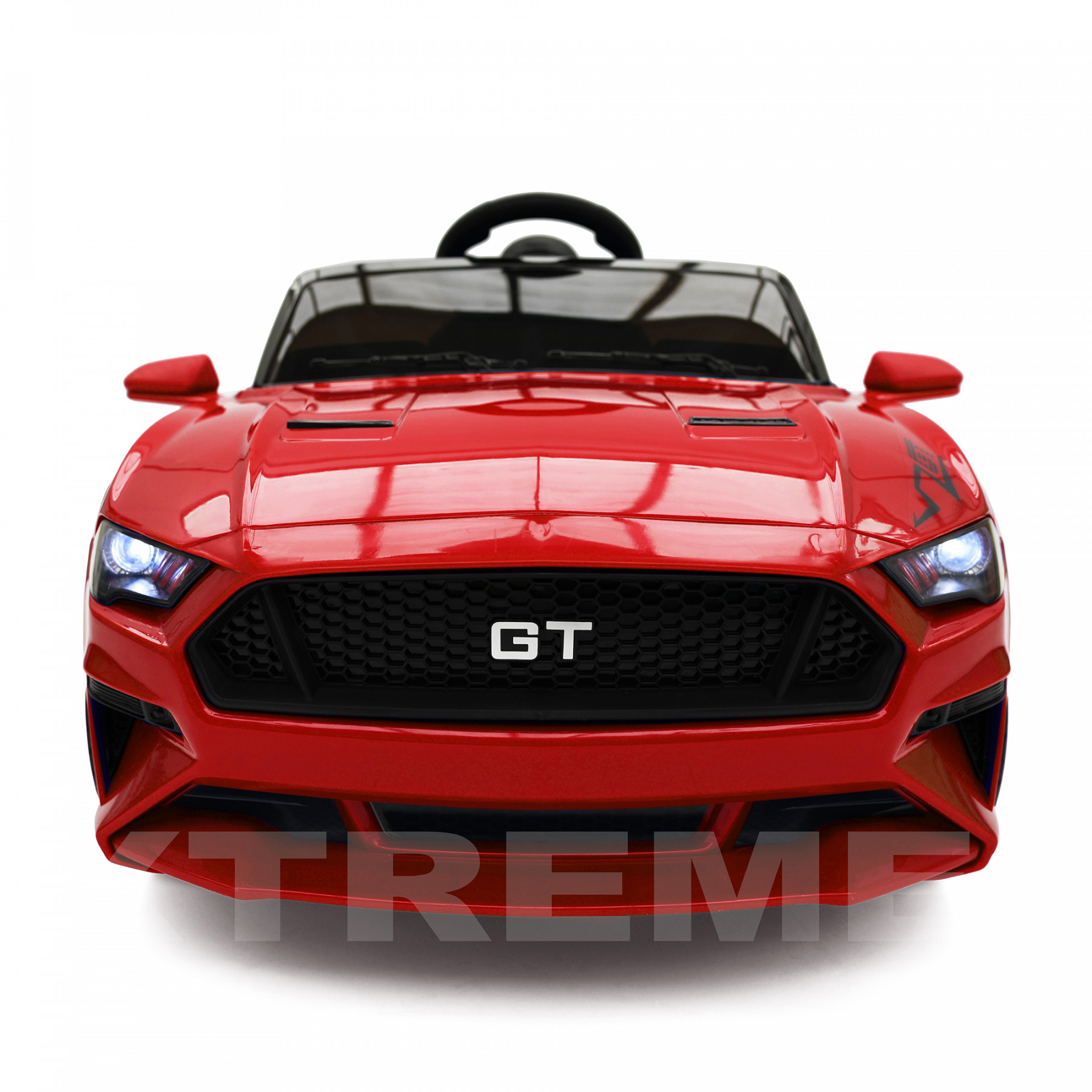 Xtreme 12v Ford Mustang GT Style Ride on Muscle Car Red