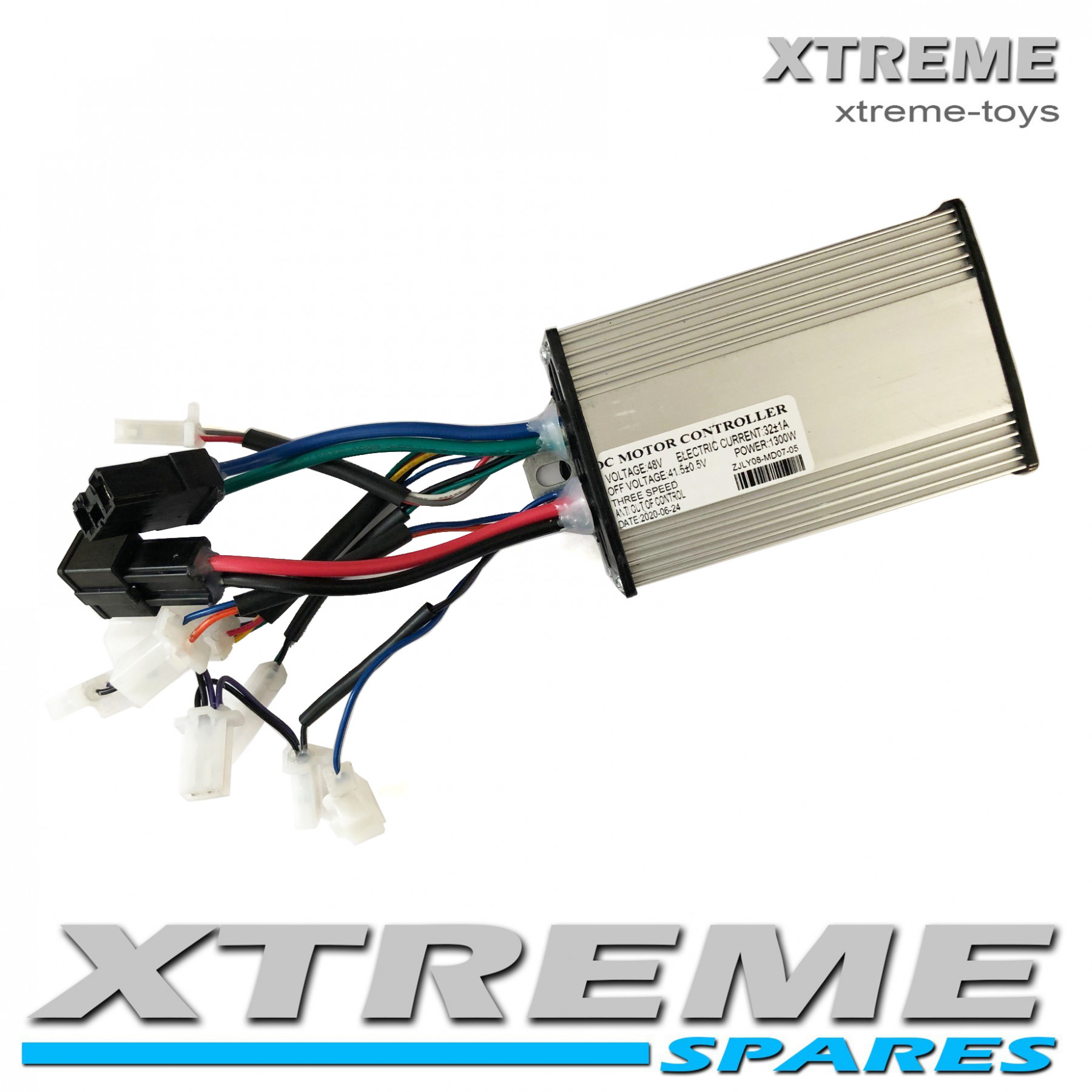 XTREME ELECTRIC XTM MX-PRO 48V 1300W LITHIUM REPLACEMENT SPEED CONTROLLER
