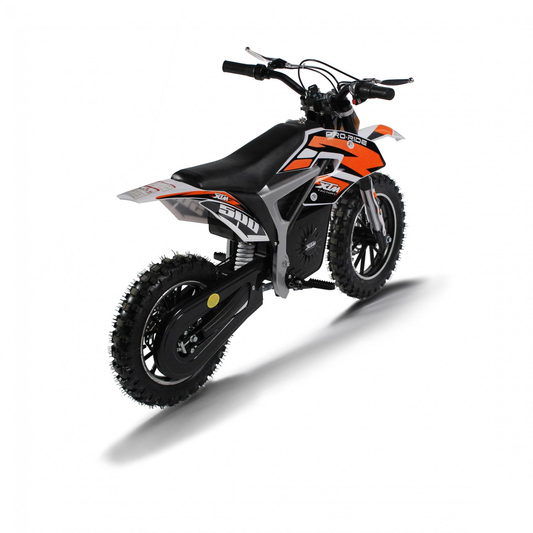 XTM PRO-RIDER 24v 500w DIRT BIKE ORANGE