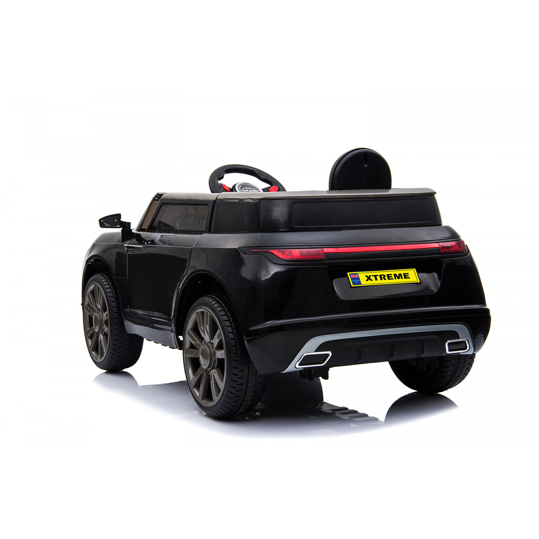 Xtreme 12V  Range Rover Velar Sport Style Ride on Electric Car Black