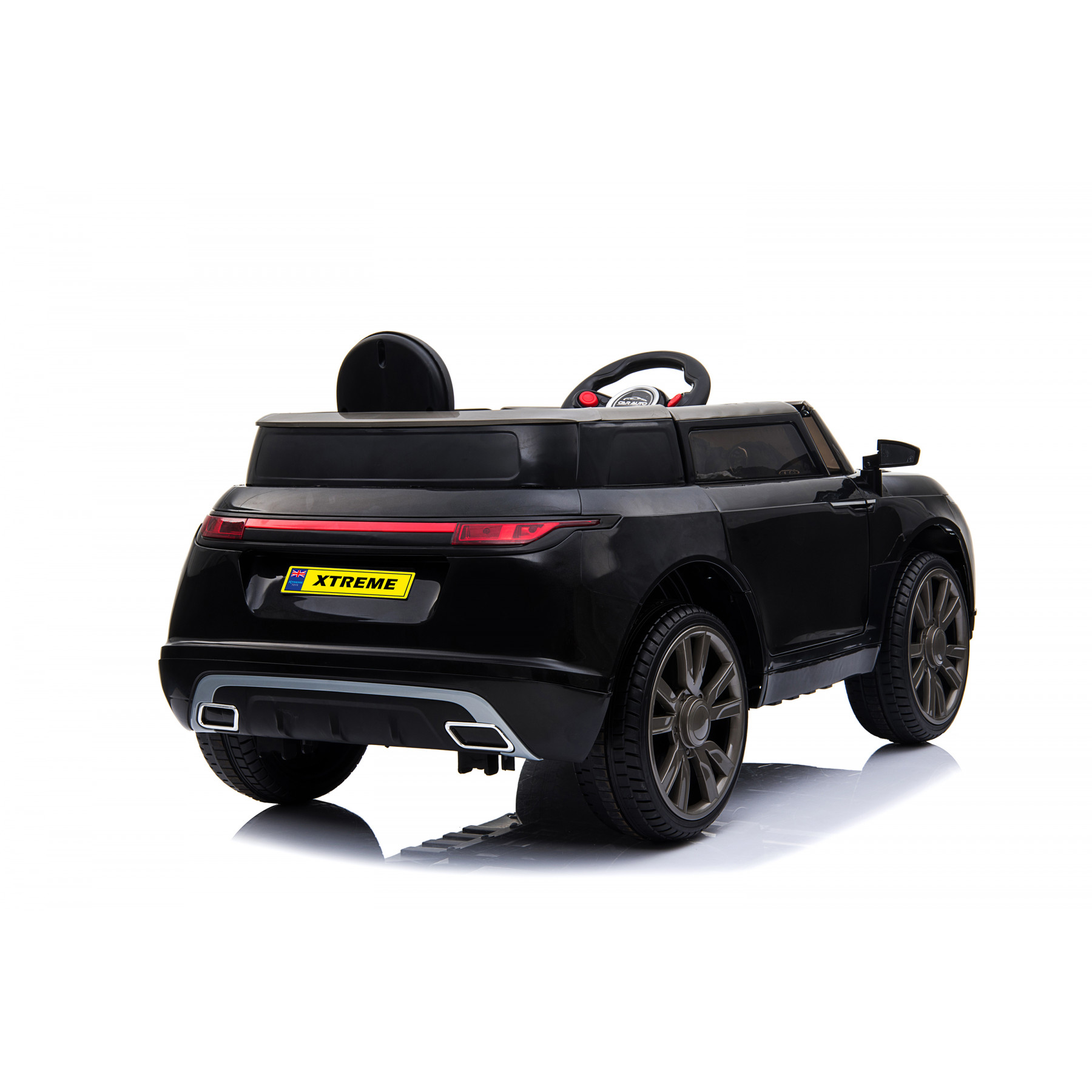 Xtreme 12V RR Sport Style Ride on Electric Car Black