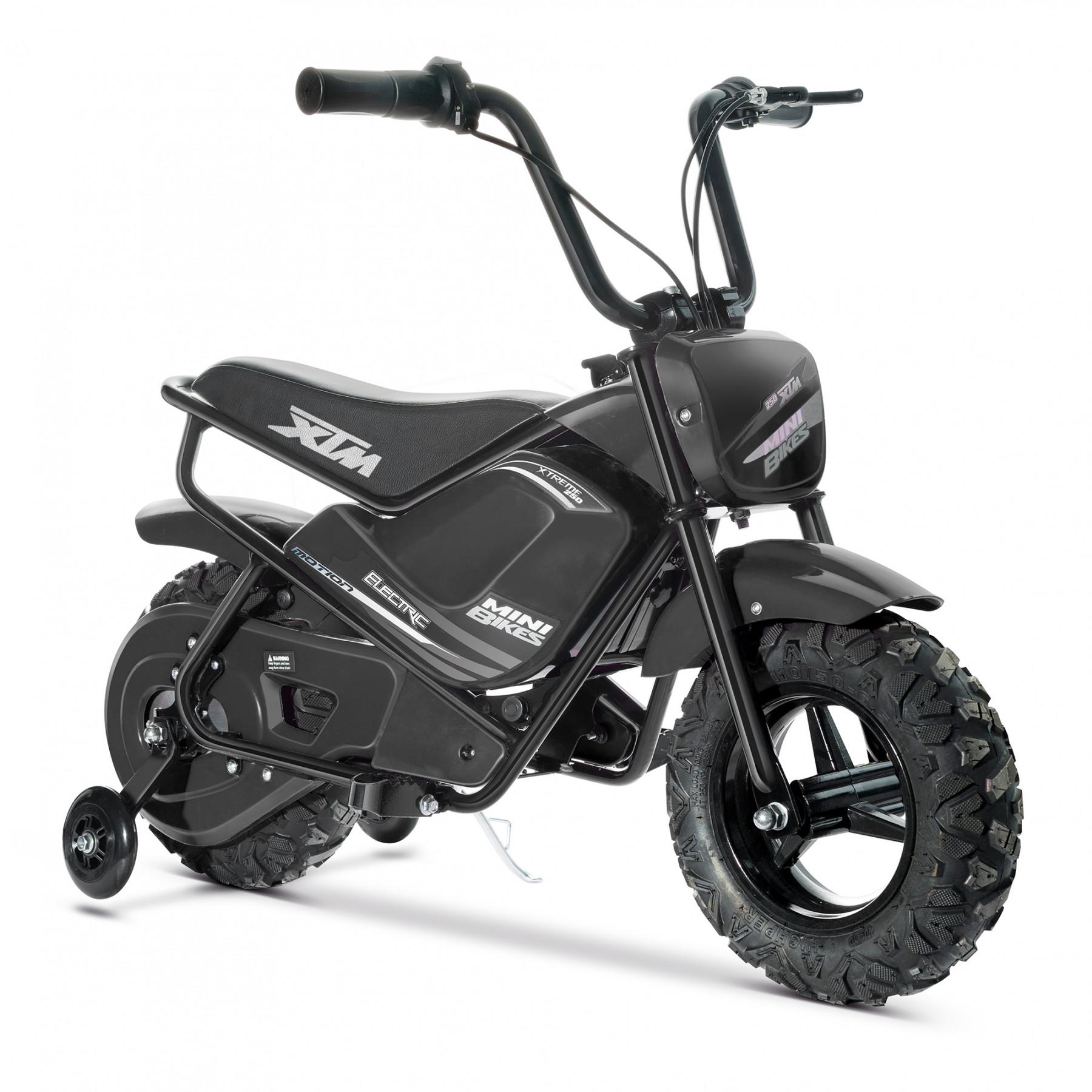 XTREME XTM MINIBIKE 24V 250W BLACK