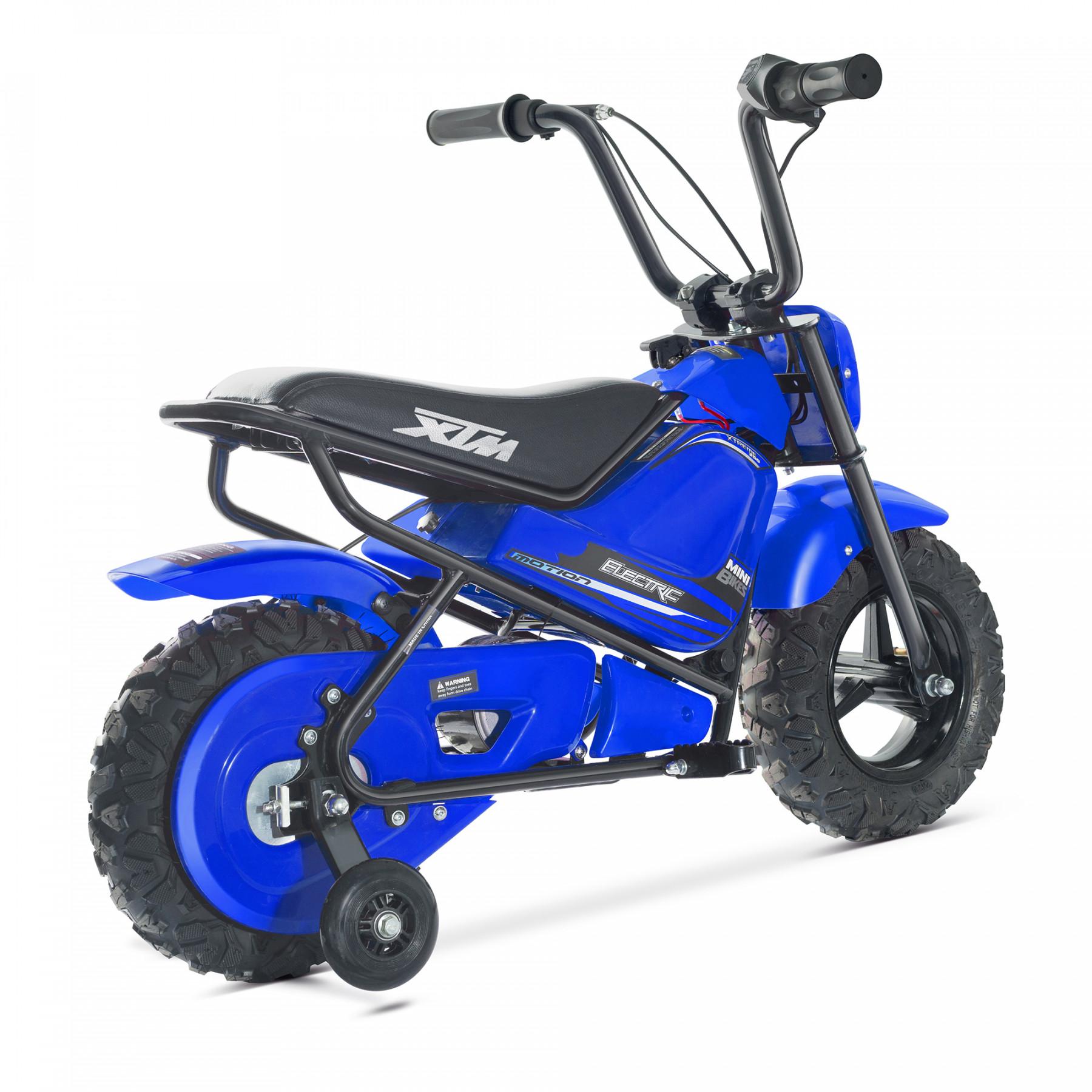 XTREME XTM MINIBIKE 24V 250W BLUE