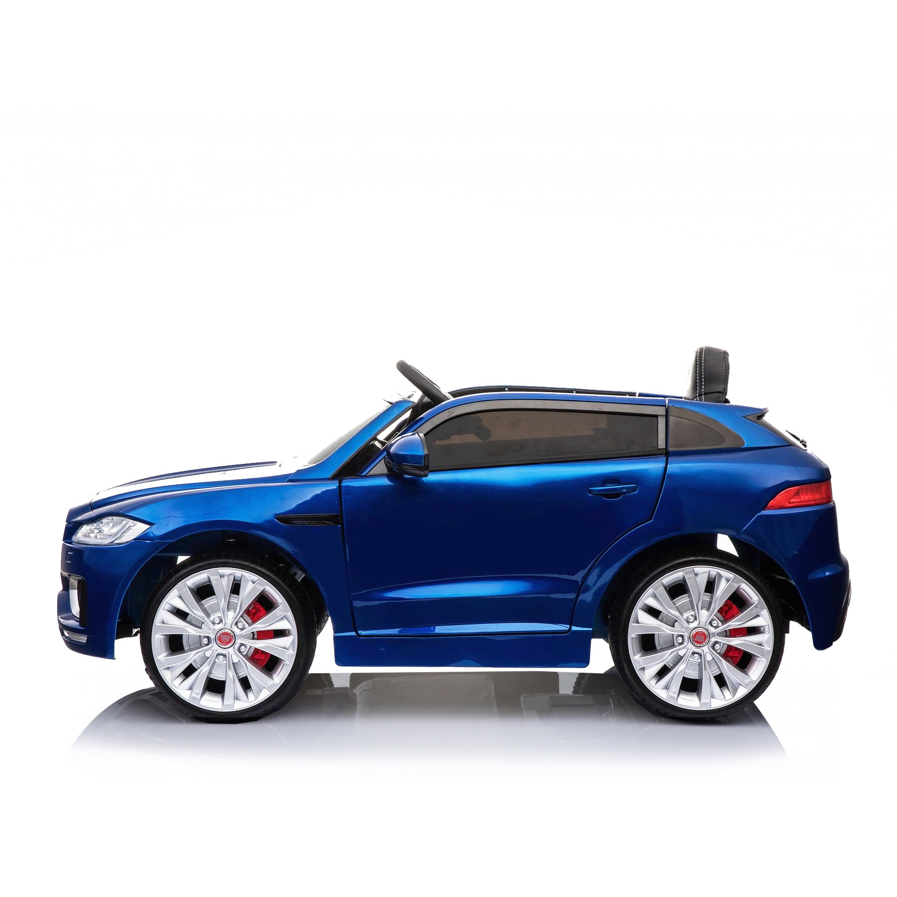 Xtreme 12v Official Licensed Jaguar F-PACE S Ride on Car Metallic Blue