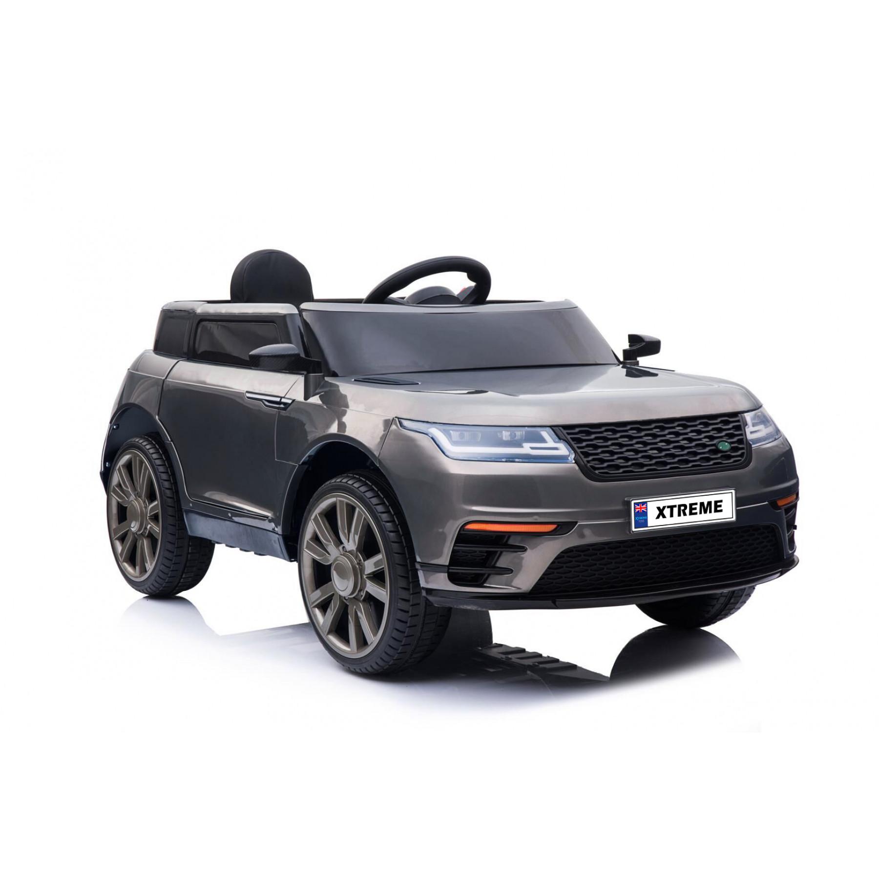 Xtreme 12V  Range Rover Velar Sport Style Ride on Electric Car Grey