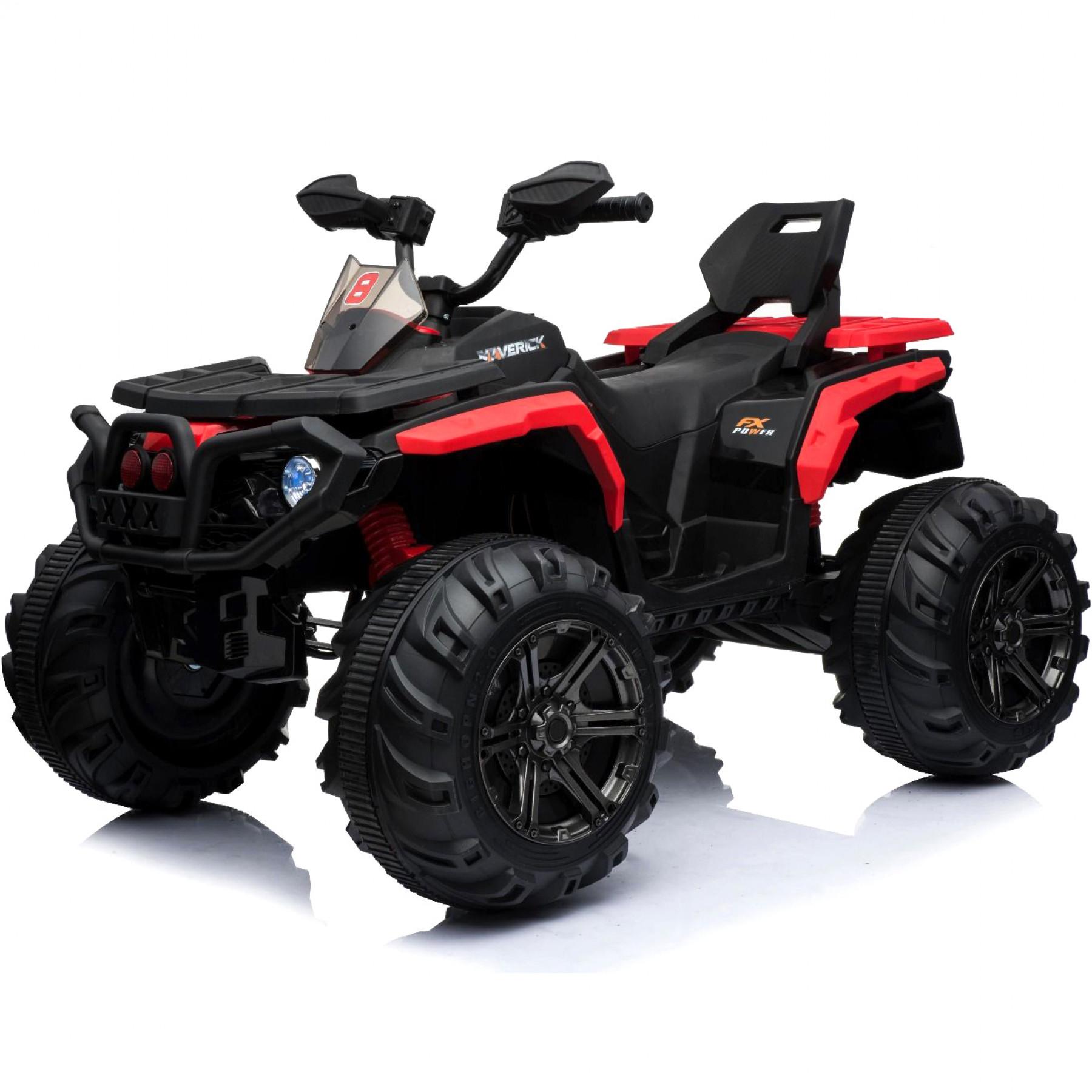 Xtreme 12V Children's Ride on Electric Quad ATV Red