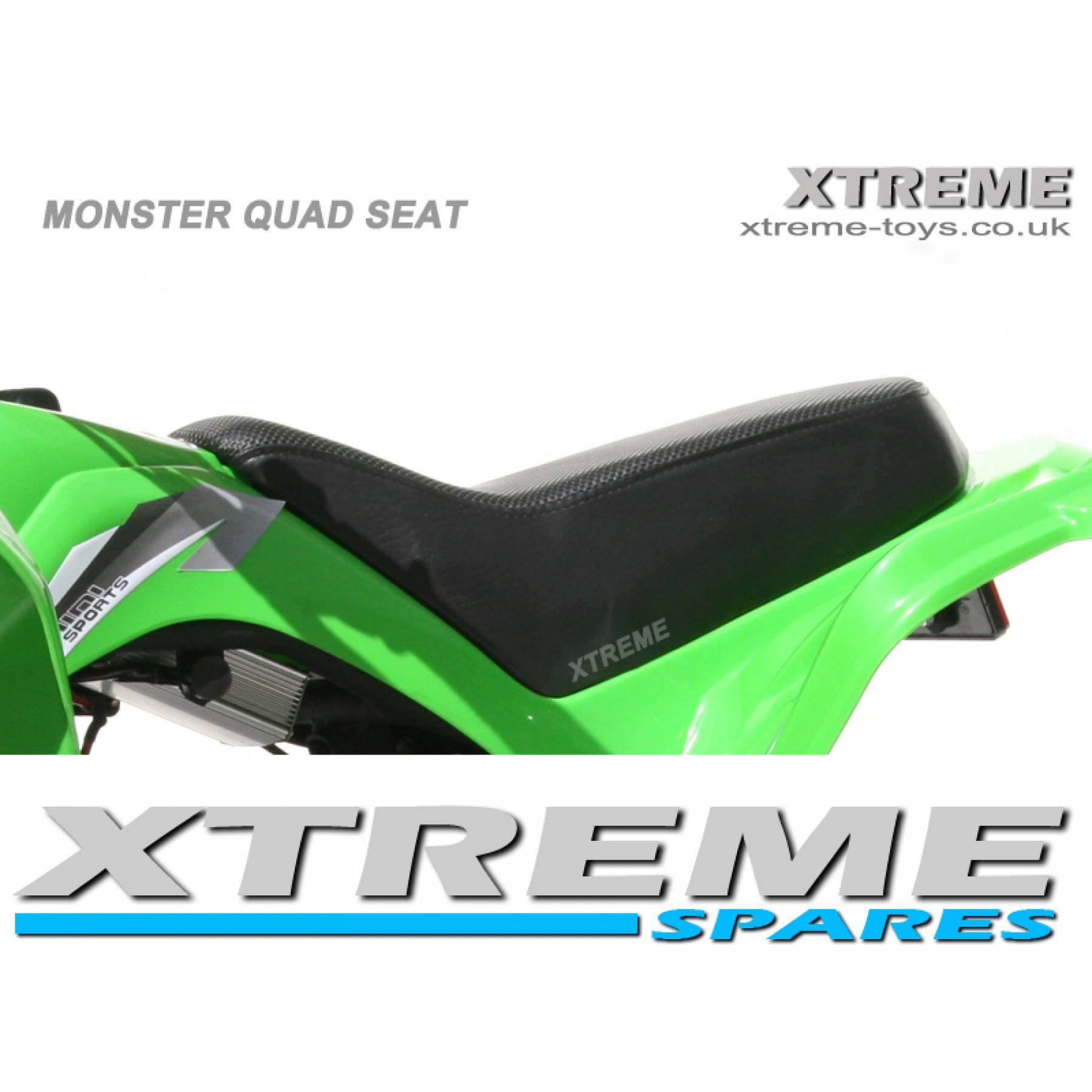MINI MONSTER QUAD BIKE REPLACEMENT SEAT