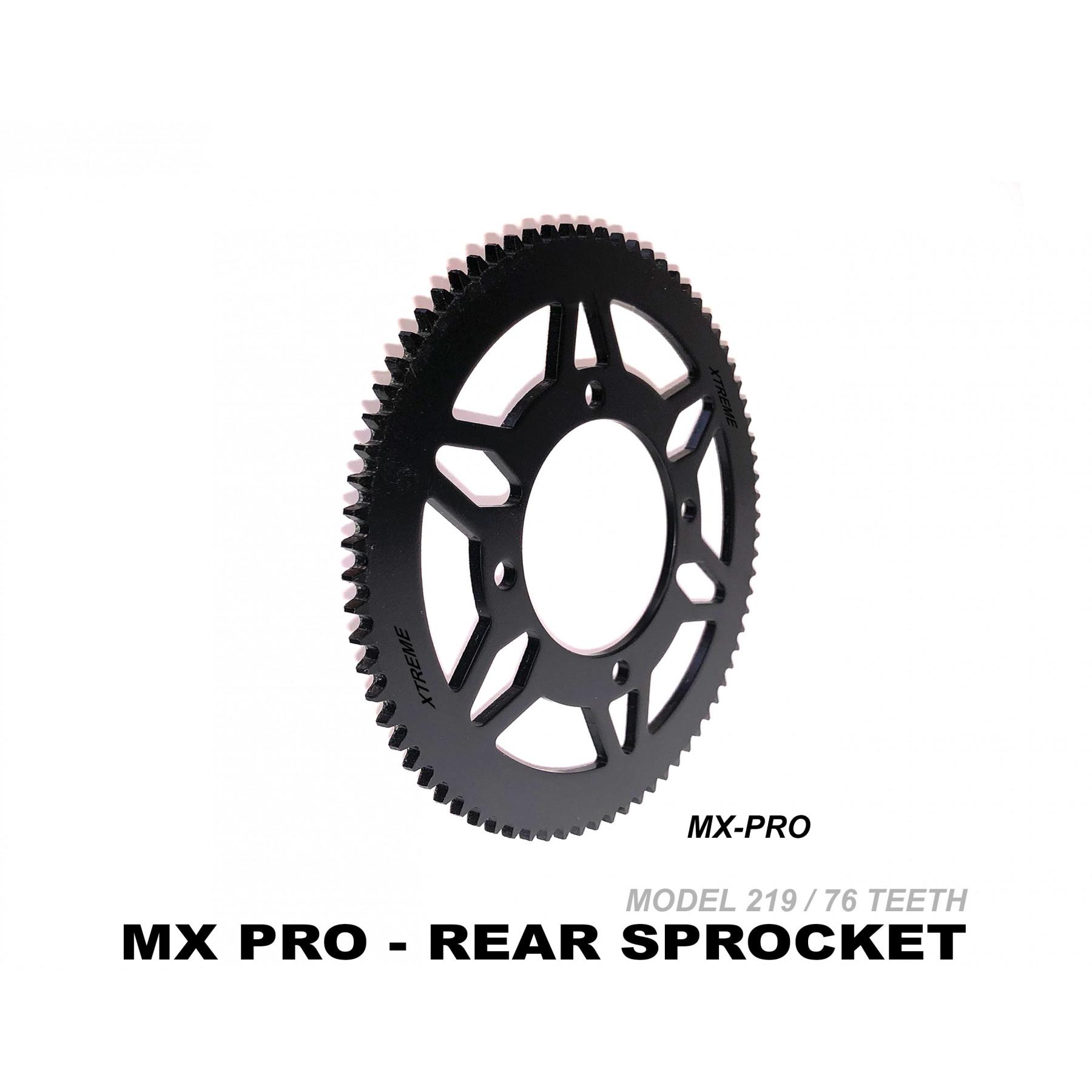 XTREME ELECTRIC XTM MX-PRO 36V REPLACEMENT REAR SPROCKET