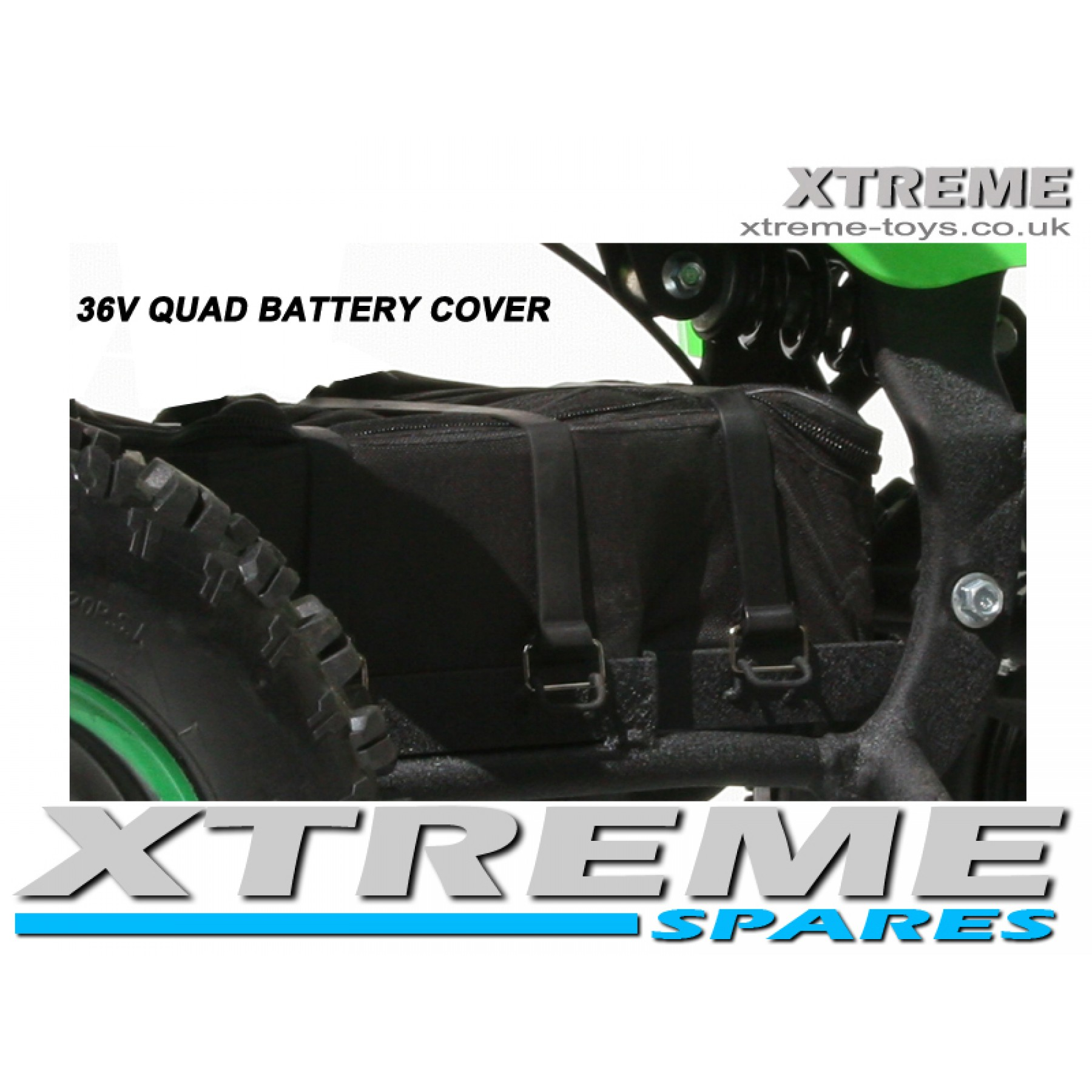 MINI MONSTER QUAD BIKE REPLACEMENT BATTERY COVER CASE
