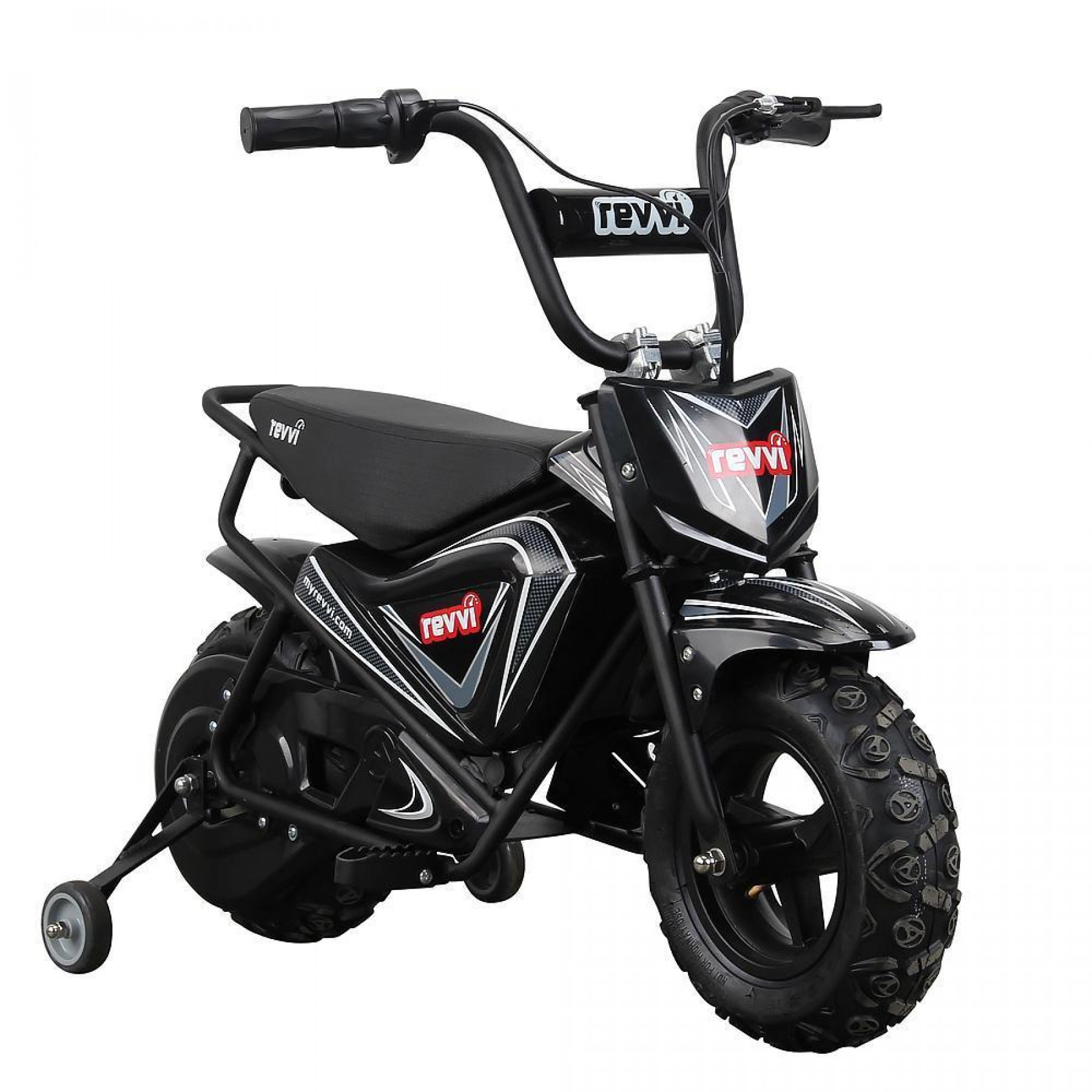 XTREME REVVI 250w FUN BIKE BLACK