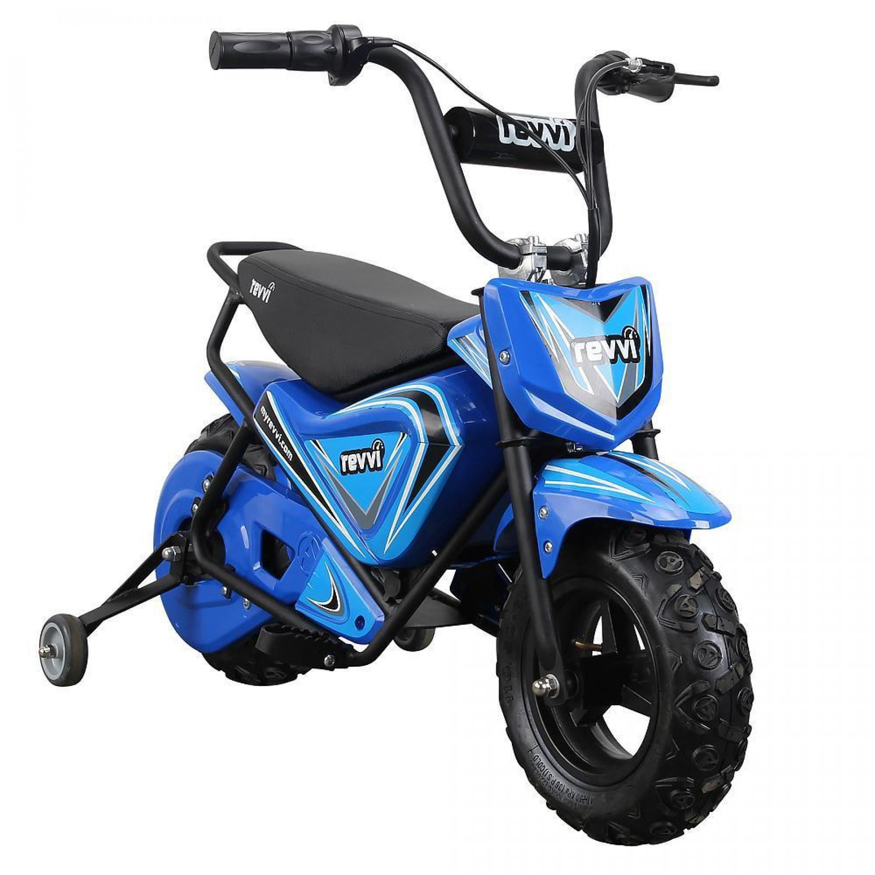 XTREME REVVI 250w FUN BIKE BLUE