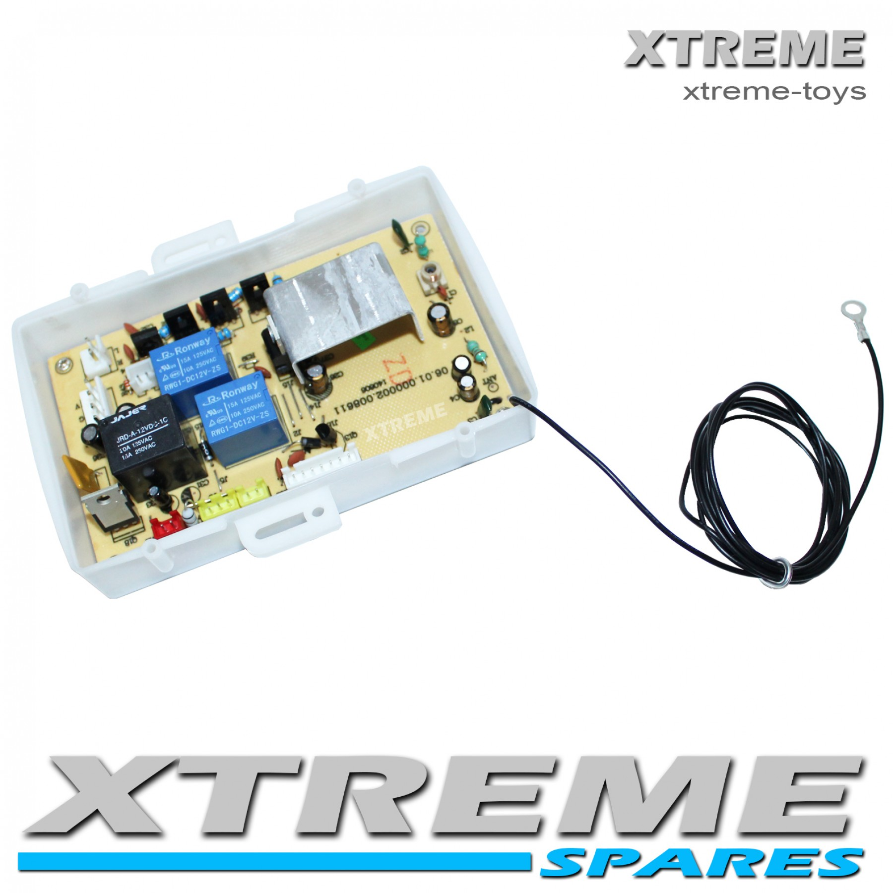 NEW 12V RIDE ON RANGE ROVER CAR REPLACEMENT RECEIVER CONTROL BOARD / PARTS