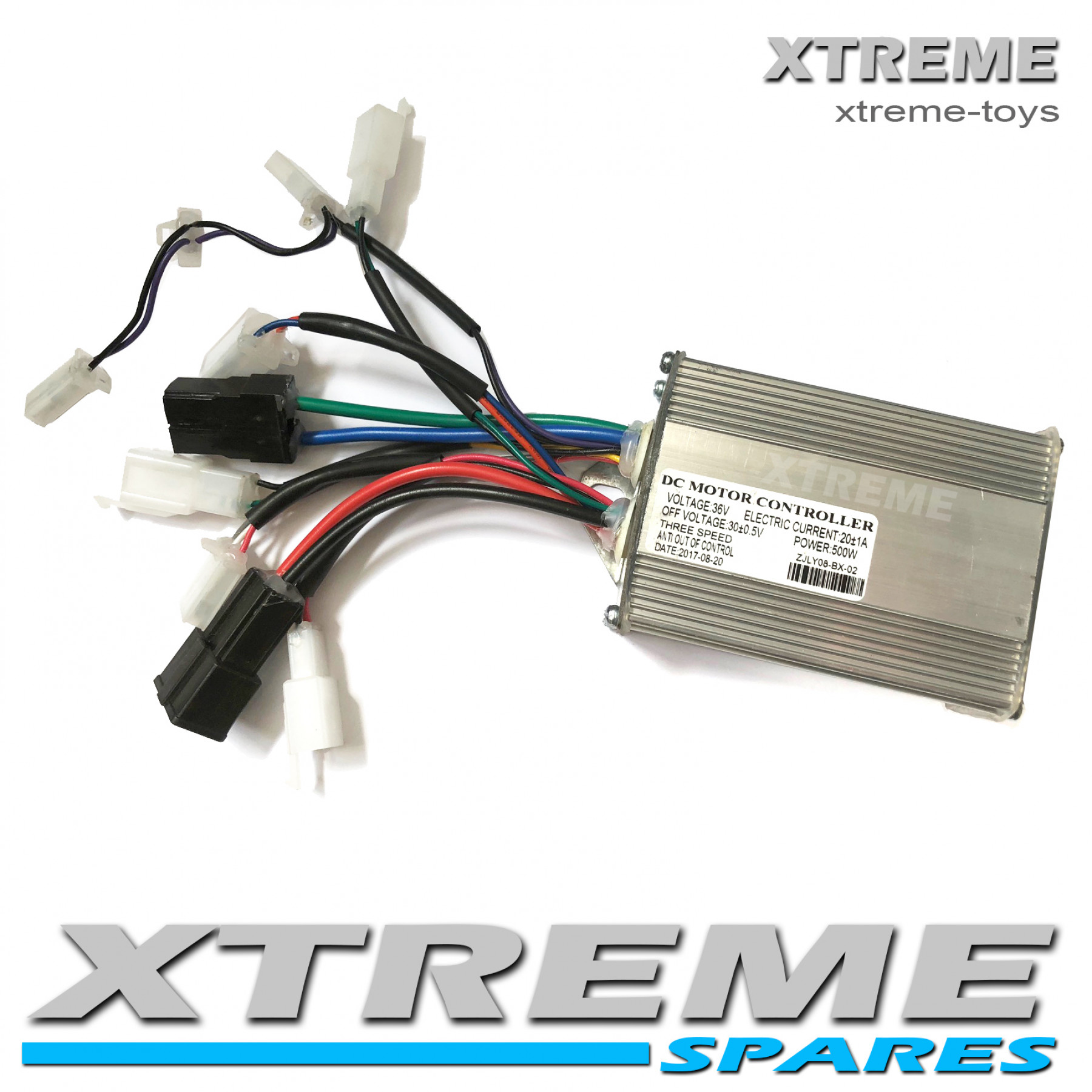 ELECTRIC XTM MINI DIRT BIKE SPEED 36v 500W CONTROLLER