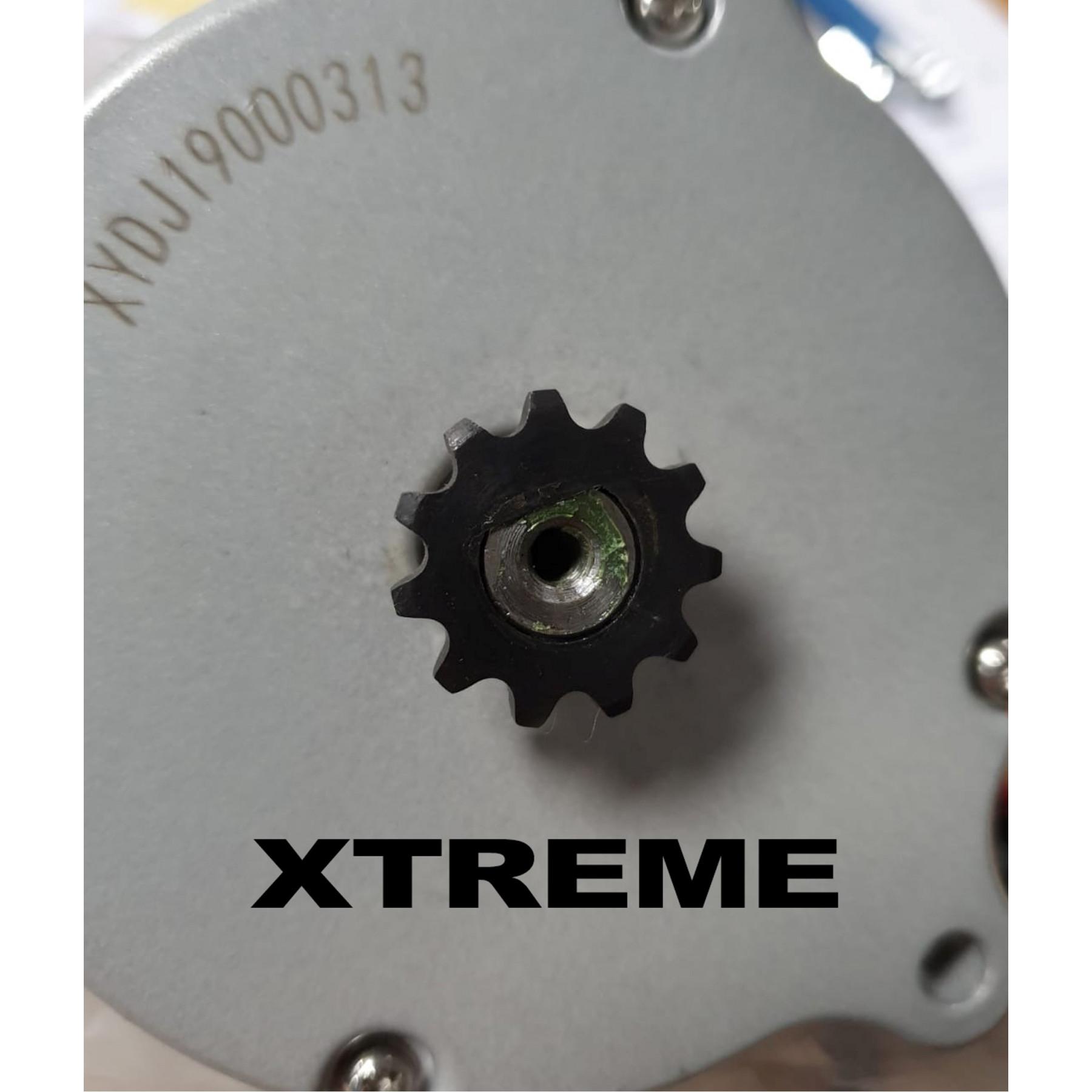 XTM RACING QUAD MOTOR SPROCKET