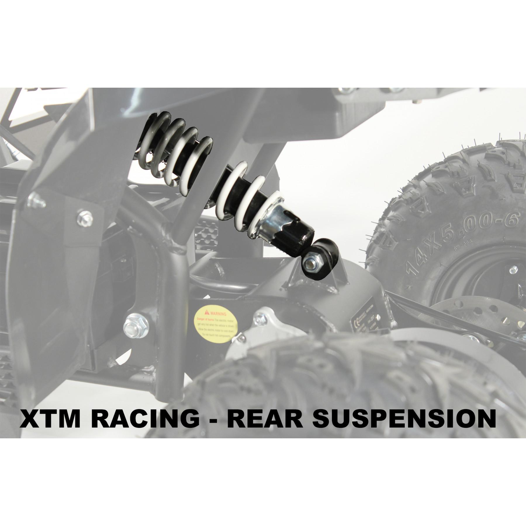 XTM RACING QUAD COMPLETE REAR SUSPENSION