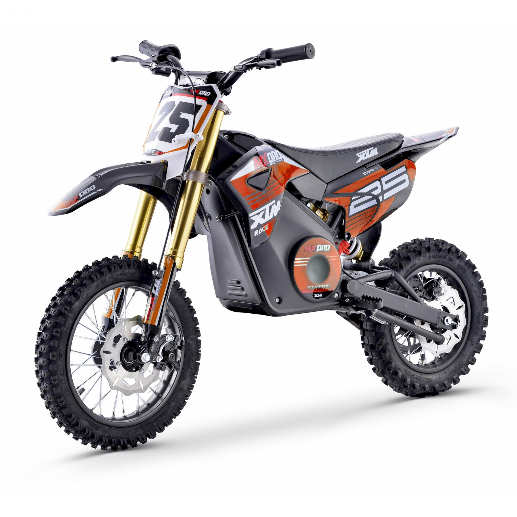 XTM MX-PRO 36V 1000W DIRT BIKE ORANGE