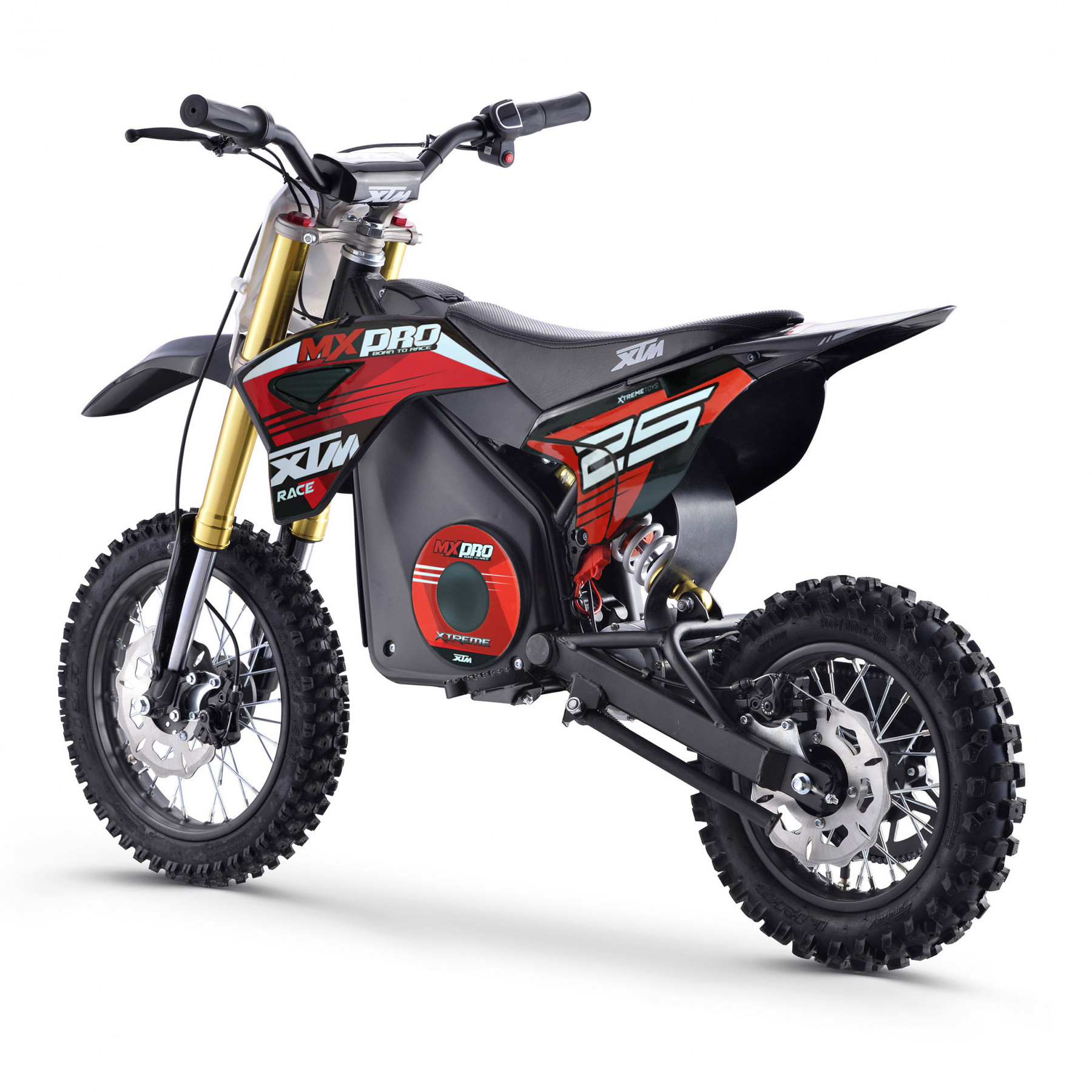 XTM MX-PRO 36V 1000W DIRT BIKE RED
