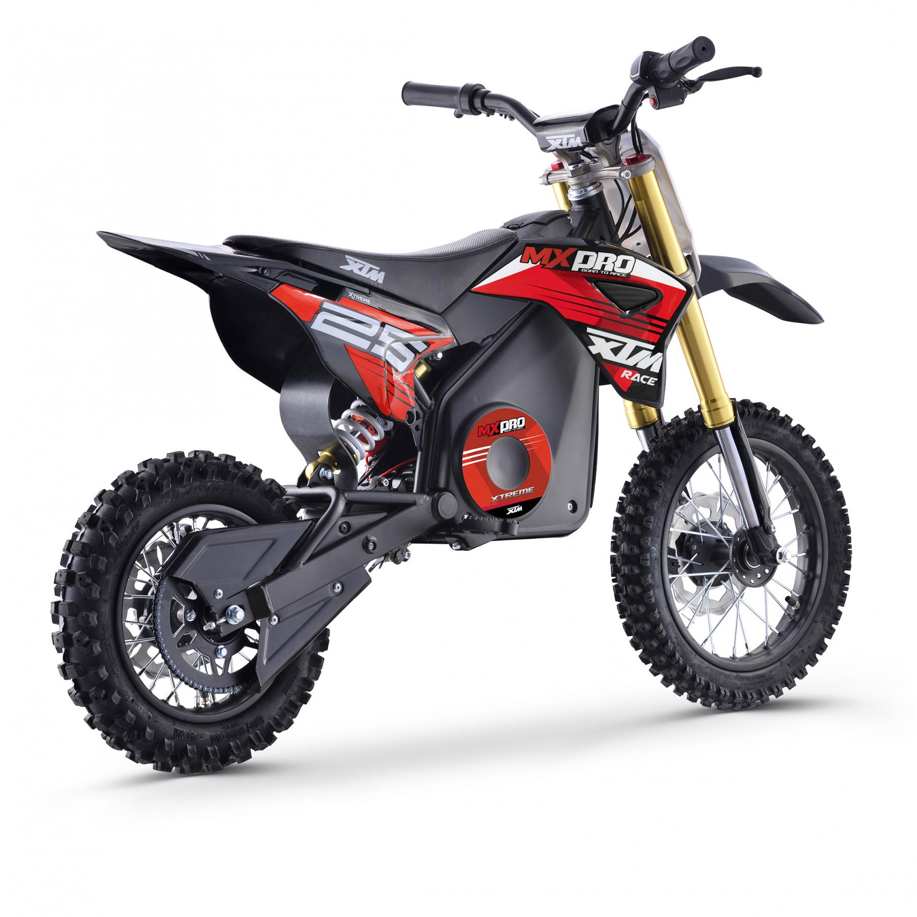 XTM MX-PRO 48V 1300W LITHIUM DIRT BIKE RED