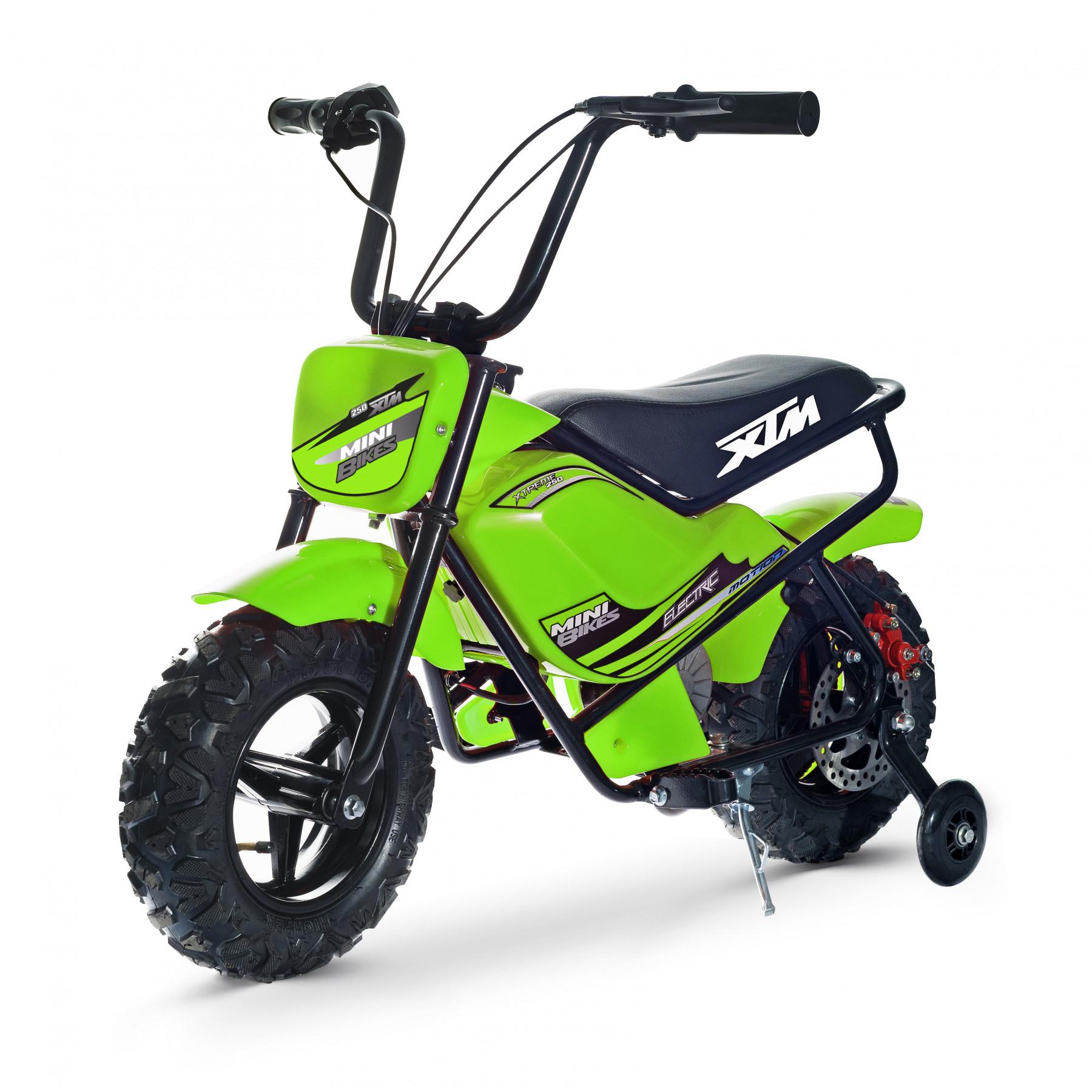 XTREME XTM MINIBIKE 24V 250W GREEN