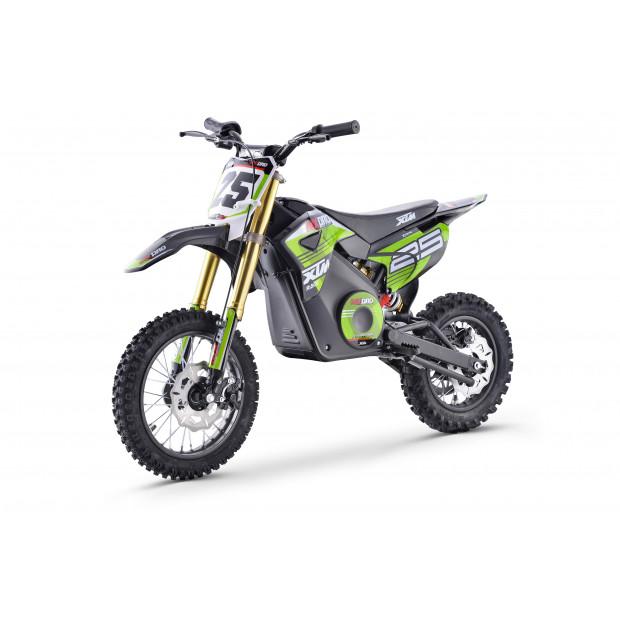 XTM MX-PRO 36V 1100W LITHIUM DIRT BIKE GREEN
