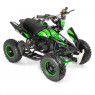 XTM MONSTER 50cc QUAD BIKE BLACK GREEN