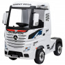 Xtreme 24V 4WD Licensed Mercedes Benz Ride on Electric Lorry Truck White