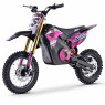 XTM MX-PRO 36V 1100W LITHIUM DIRT BIKE PINK