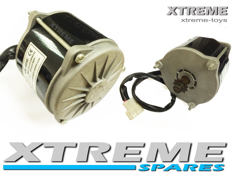 MINI XTM ELECTRIC DIRT BIKE 24v 500w MOTOR WITH 11 TOOTH SPROCKET GO PED/ DIRT BIKES/ QUAD