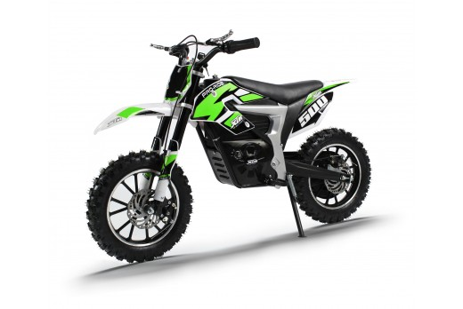 XTM PRO-RIDER 24V 500W DIRT BIKE GREEN