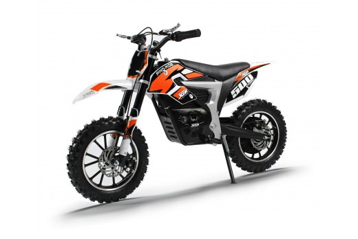 XTM PRO-RIDER 36V 500W LITHIUM DIRT BIKE ORANGE