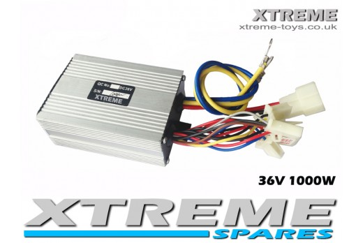 ELECTRIC MINI NITRO QUAD/ DIRT BIKE 36V 1000W SPEED CONTROLLER
