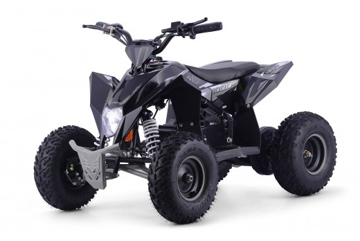 XTM RACING 1000w QUAD BIKE BLACK SILVER