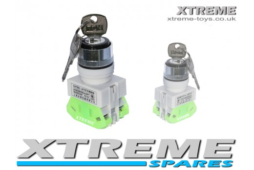 ELECTRIC XTM DIRT BIKE / QUAD 3 SPEED SWITCH SETTINGS