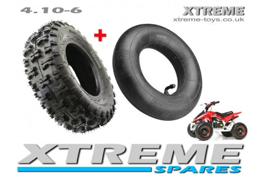 MINI QUAD BIKE TYRE / MONSTER ATV / GO KART 4.10 - 6