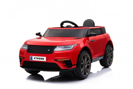 Xtreme 12V  Range Rover Velar Sport Style Ride on Electric Car Red