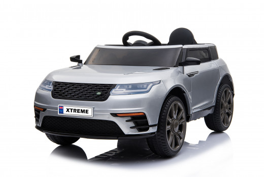 Xtreme 12V  Range Rover Velar Sport Style Ride on Electric Car Silver