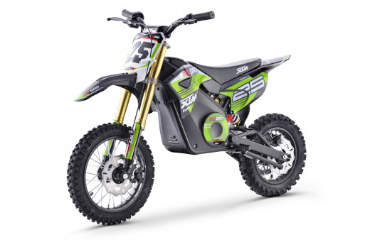XTM MX-PRO 48V 1300W LITHIUM DIRT BIKE GREEN