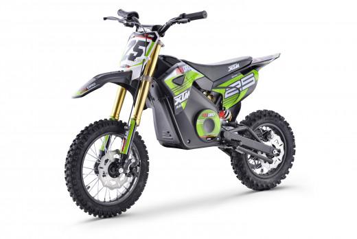 XTM MX-PRO 48V 1300W LITHIUM DIRT BIKE GREEN