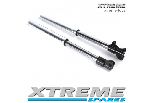 MINI DIRT BIKE COMPLETE FRONT FORKS SET