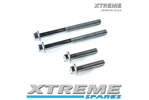 PETROL SCOOTER GEARBOX BOLTS SET/ GO PED/ SPARES