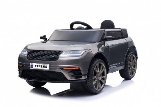 Xtreme 12V RR Sport Ride on Electric Car Grey