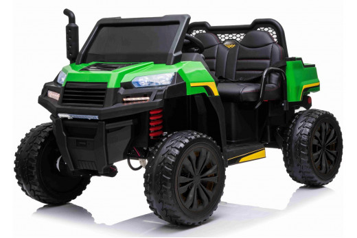Xtreme BIG 24V 4WD Ride on Utility Truck UTV Jeep Green