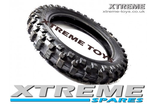 MINI DIRT BIKE 10 INCH KNOBBLY TYRE CRX 50 / 2.50 - 10