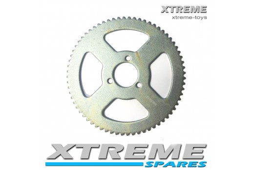 MINI MOTO QUAD DIRT BIKE REAR SPROCKET COG 68 TOOTH (Outer Diameter 140mm)