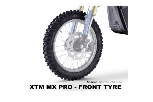 XTREME ELECTRIC XTM MX-PRO 48V REPLACEMENT 14