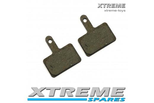 XTREME ELECTRIC XTM MX-PRO REPLACEMENT BRAKE PADS