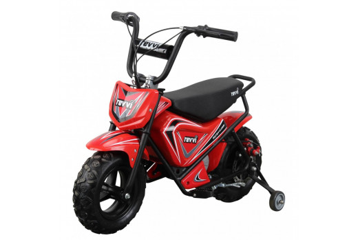 XTREME REVVI 250w FUN BIKE RED