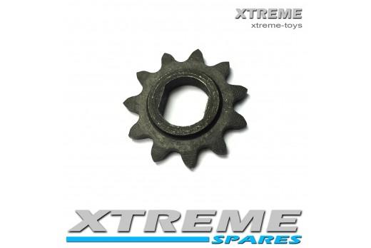 MINI XTM ELECTRIC DIRT BIKE 24v / 36v 500w 11 TOOTH SPROCKET FOR MOTOR