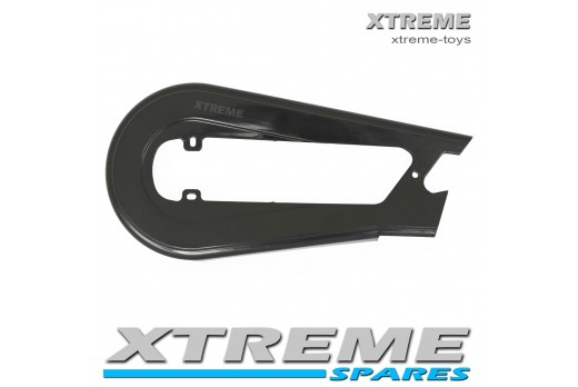 MINI XTM DIRT BIKE PLASTIC CHAIN GUARD COVER